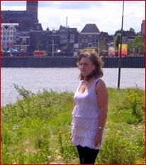 Helen Christmas In Nijmegan, Holland