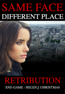 Front Cover - Book 4 Retribution End Game by Helen J Christmas