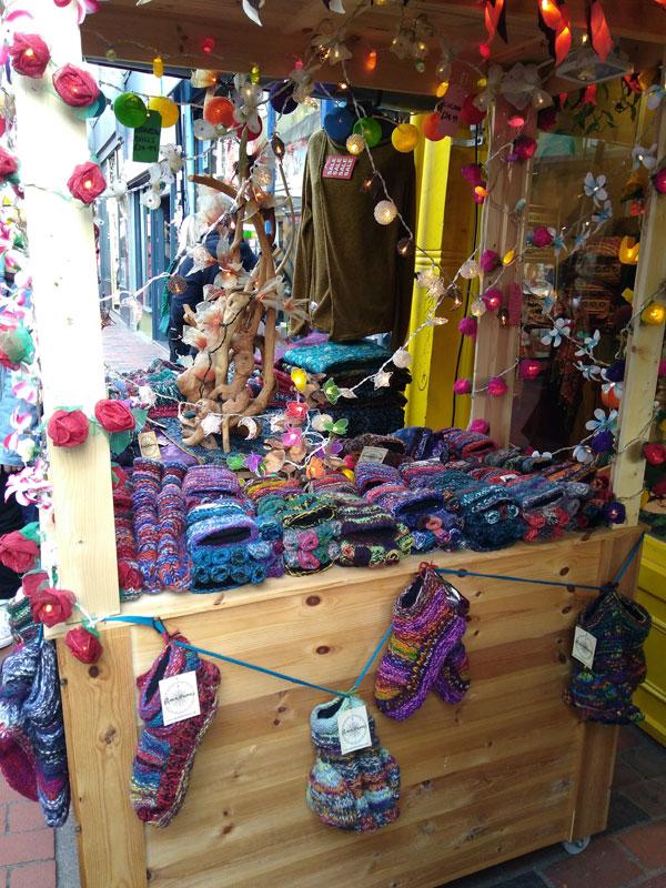 Knitwear on show