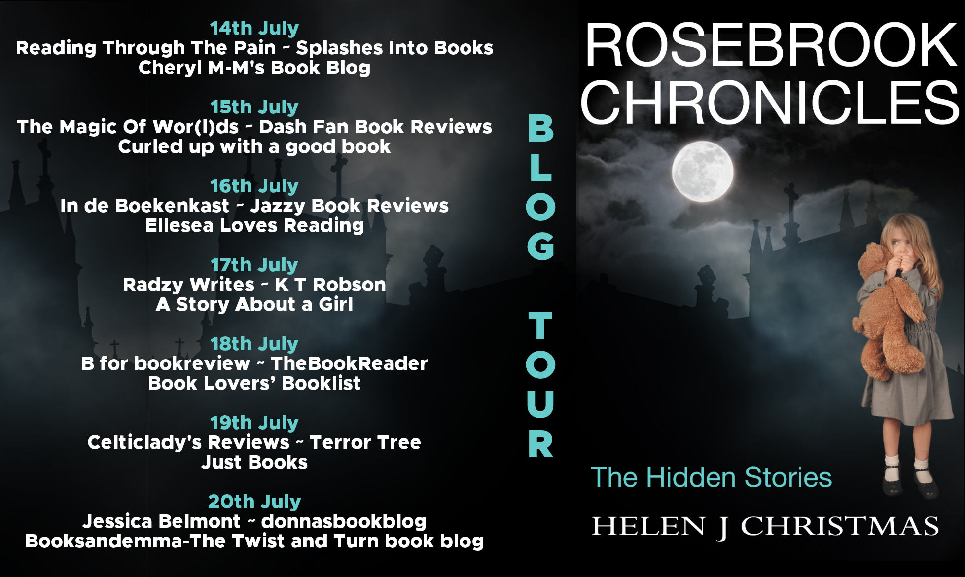 Rosebrook Chronicles Blog tour with Rachel's Rare Resources