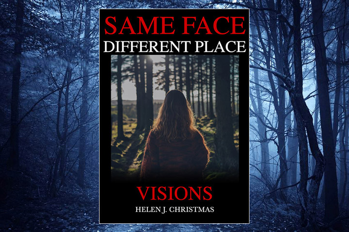 Customer Reviews for Visions by Helen J. Christmas, psychological thriller